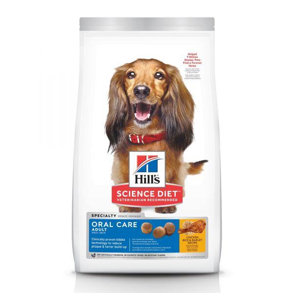 Hills Dog Oral Care 12kg