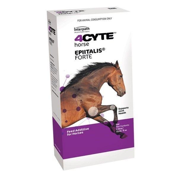 4cyte Equine Epiitalis Forte    1 litre size