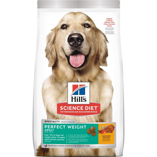Hills Dog Perfect Weight 6.8kg