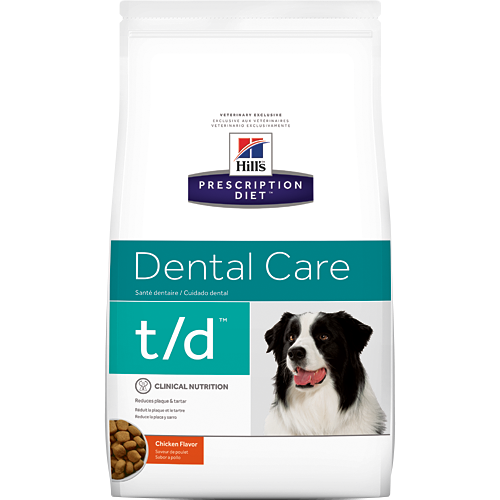 Hills Prescription Diet Dog t/d Dental Care 11.3kg