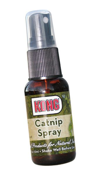 Catnip Spray Kongs