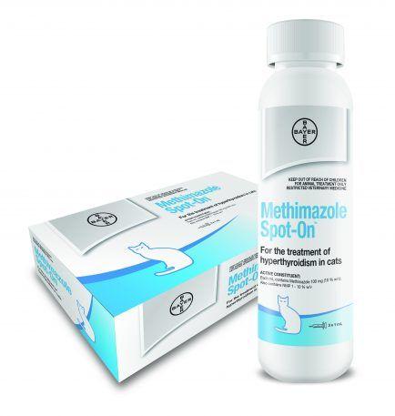 Methimazole Spot-on   3x1ml   Prescription required