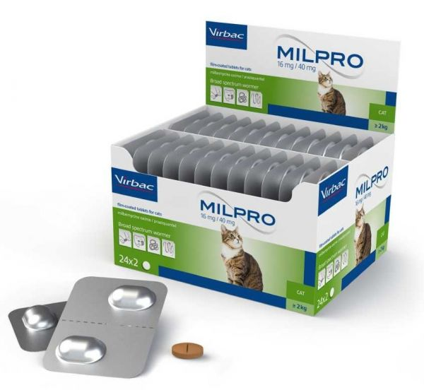 Milpro large cat  over 2kg