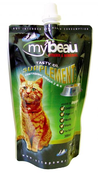 My Beau supplement for cats 300ml