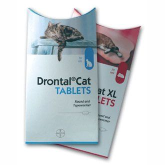 Drontal for Cats over 4kg