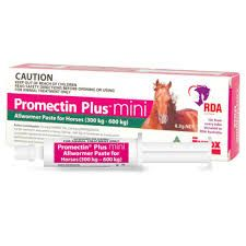 Promectin Plus mini for horses 300-600kg