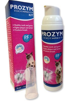Prozym Dental Toothpaste Kit - Cats & Dogs 65ML