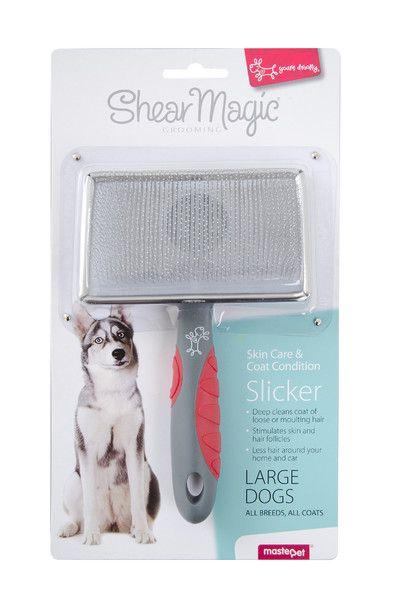 Shear Magic Slicker for large dogs