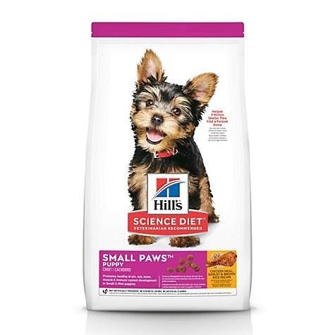 Hills Small Paws Puppy 1.5kg
