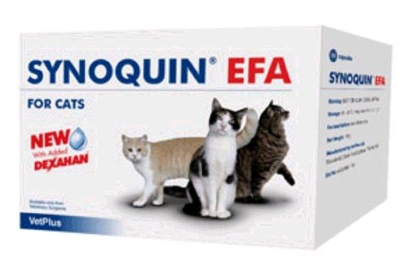 Synoquin EFA for cats 90 capsules