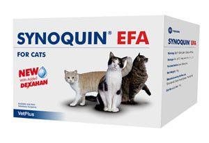synoquin EFA for cats 30 capsules